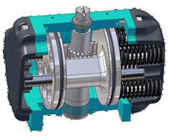 High Quality Rack And Pinion Amg Actuators Ltd