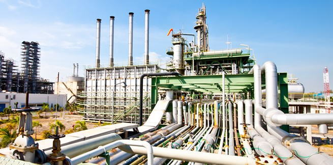 Supplying the Petrochemical Industry